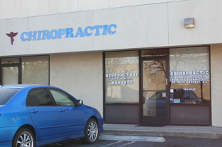 Roseville chiropractic office, in central roseville, near Rocklin, granite bay, lincoln, citrus heights, and antelope